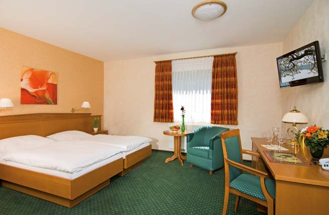 Hotel Pünjer - Zimmer